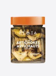 Grilled Artichoke Hearts