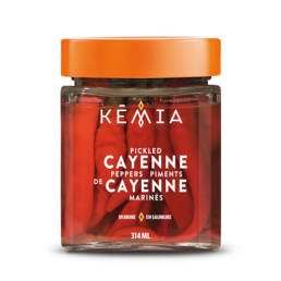 Pickled Cayenne Peppers
